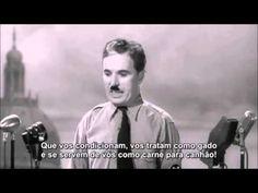 Charlie Chaplin - Discurso histórico (legendado)