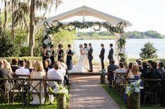 Cypress Grove Estate House: Mackenzie and Beau's Rustic-Chic Wedding |
