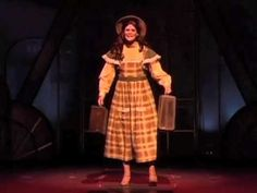 Thoroughly Modern Millie - Not For the Life of Me (Las Vegas) - YouTube --> love Millie's 'modern' dress