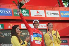 Alberto Contador (Saxo Bank-Tinkoff Bank) safely defended his first day in the Red Jersey