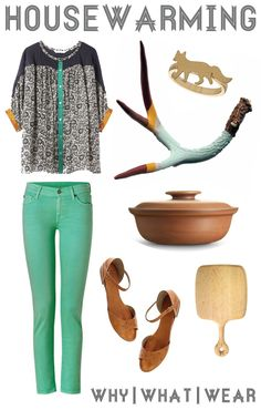 what to wear for housewarming party