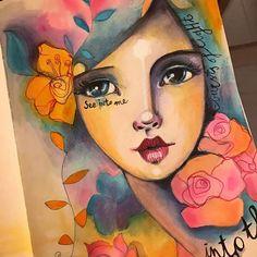 Artist Tamara Laporte