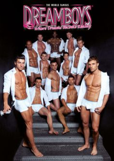 Went to see these extremely yummy men! Amazing!