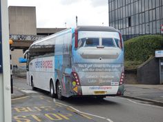 Birmingham Airport - National Express coach to the London airports