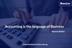 As your organization grows, you might find it compelling to keep up with the daily task of maintaining your financial records and financial statements. At Bestar, we are well versed with the language of business. Read more about our accounting services Daily Task, Accounting Services, Financial Statement, Singapore, Entrepreneur, Language, Organization, Business, Getting Organized