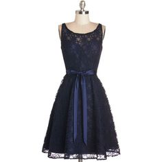 Vintage Inspired Mid-length Sleeveless Fit & Flare Simply Divine Dress