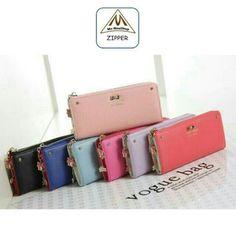Saya menjual Zipper Wallet seharga Rp75.000. Dapatkan produk ini hanya di Shopee! http://shopee.co.id/me_noolshop/4286253 #ShopeeID