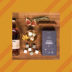 Die perfekte Eiswürfel Alternative um dein Getränk nicht zu verwässern - Whiskey Steine.