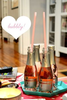 Gal-entines Grown Up Slumber Party | easy party prep |MonAmye.com
