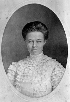 Ivy J.C. Stranahan (ca. 1900)    Fort Lauderdale pioneer who worked for the rights of women and Native Americans. While serving as the president of the state suffrage league in 1917, she lobbied in the legislature for the right of women to vote.