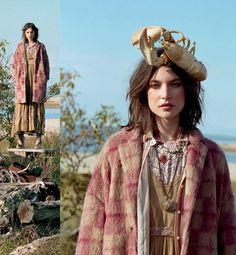 Jacquelyn Jablonski by Matt Jones for Elle Italia December 2014
