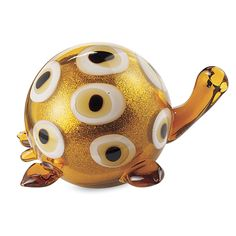 Art Glass Turtle - Gifts, Clothing, Jewelry, Home Decor and Home Furnishings - Unique and Affordable Gifts   Potpourri Gift