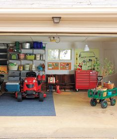 How a trio of families learned to corral the clutter for good with smart solutions.