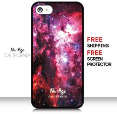 Stylish IPhone 5  Galaxy Case IPhone 5S Outer by NuAgeProducts, $13.99