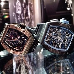 Double Richard Mille RM011.