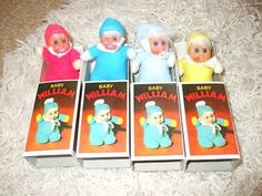 Rare Vintage 1970 S Matchbox Beanie Baby Doll In A Nut