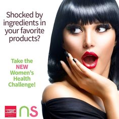 Check out the Women's Health Challenge in partnership with Naturally Savvy and…