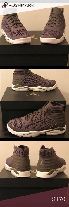"""73a72fd4dc2 Jordan Flyknit Elevation 23 """"Khaki Cargo"""" The Jordan Flyknit Elevation 23  Men s Shoe combines"""
