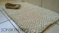 #soft #knitted #bathmats #mopyarn #handmade