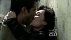 Meg and Castiel - castiel-and-meg Fan Art