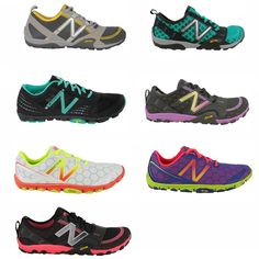 New Balance Minimus Women's Running Shoes Trail Jogging Shoes