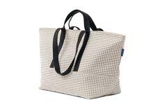 WEEKENDERS Baggu weekend bag, $74 (baggu.com).