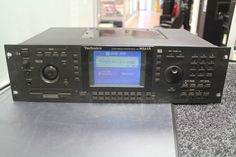 This is a remarkable synthesiser launched by Technics in 1995. Technics did not produce them in large numbers because they were very expensive when launched at nearly £2,200. At the time, and even by today's standards, it was revolutionary combining samples as the drivers for a physical modelling synthesiser. By using samples as the drivers, Panasonic Technics were able to produce a powerful 32-channel multi-timbre synthesiser with 64 notes polyphony. This means you can use the Technics…