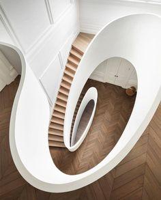Steven Harris Architecture, Elle Decor