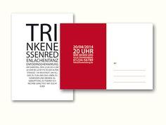 +Besondere Karte in edlem Design für besondere Gäste: Diese Einladung fällt garantiert auf! Wer genau hinsieht, entschlüsselt die Botschaft ...+    Ic