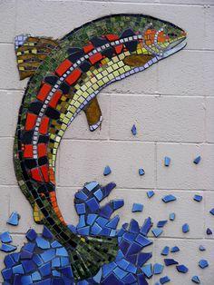 мозаика рыбы: 17 тыс изображений найдено в Яндекс.Картинках