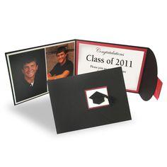Graduation Invitation Flap Card