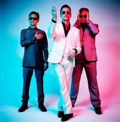 Depeche Mode 2013!  Gaat helemaal goedkomen in 2013 met die mannen...