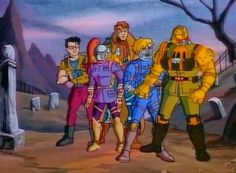 Monster Force Cartoon Photos