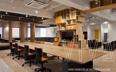 Thiết kế nội thất văn phòng tại Hà Nội đẹp, hiện đại nhất
