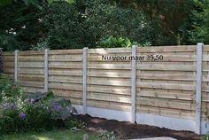 houten/beton schutting tuinscherm de laagste prijs garantie: http://link.marktplaats.nl/1013400419