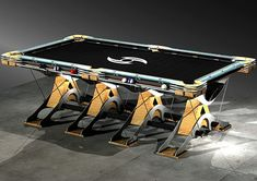 Predator Pool Table