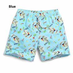 Shorts Sport High Waist Swimming Trunks For a Boy Men Swimwear Shorts Brand Men's Surf Shorts Swimsuits Of Large Siz QK-QMA161