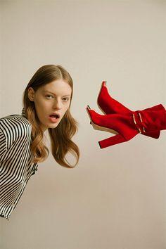 Photography Daisy Walker, styling Samia Giobellina