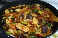 Korean Side Dishes, Kung Pao Chicken, Paella, Cooking Recipes, Asian, Ethnic Recipes, Food, Chef Recipes, Essen