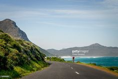 Along the coast of Cape Peninsula | Western Cape, South Africa | #stockphotos #gettyimages #print #travel