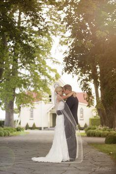 Traditional church wedding in New Zealand #destinationweddings
