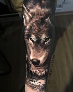 lobo cinza desenho - lobo cinza _ lobo cinza de olhos azuis _ lobo cinza escuro _ lobo cinza desenho _ lobo cinza e preto Wolf Tattoos Men, Face Tattoos, Animal Tattoos, Tattoos For Guys, Wolf Tattoo Sleeve, Best Sleeve Tattoos, Tattoo Sleeve Designs, Tattoo Ink, Celtic Tattoo Symbols