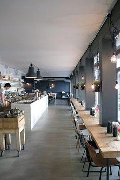 Masif Restaurant Masası
