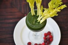 Nourishing Meals: Winter Green Smoothie