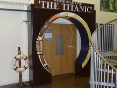 Image result for titanic decorations