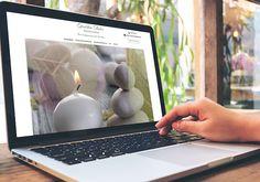 Géraldine Dhaler était en recherche de visibilité afin d'exercer pleinement son activité de magnétiseuse. Nous lui avons proposé de lui créer son site internet !