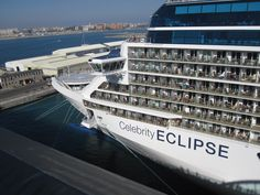 Celebrity Cruises Eclipse | Celebrity Eclipse Almost Hits Rock Bottom