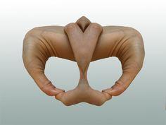I love my hands - by: Randi Antonsen