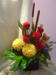 A flower arrangement called Perception