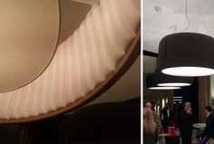 Luceplan Silenzio Light+Building 2014